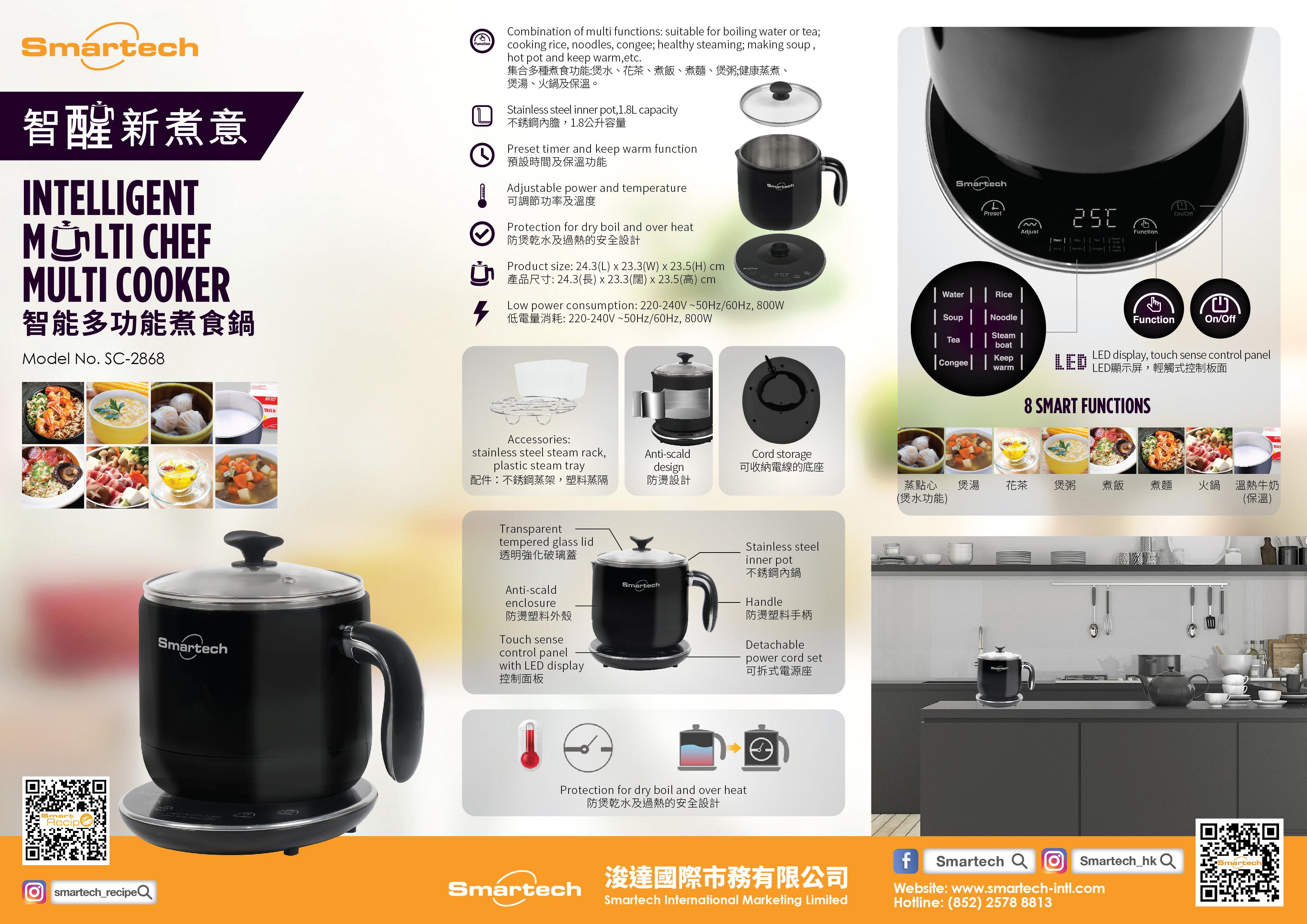 Smartech International Marketing Limited